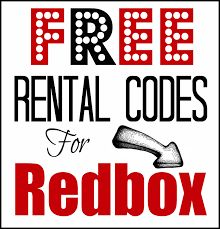 RedBox Code Today - 2 Codes 1 B1G1 Offer - http://couponsdowork.com/entertainment-deals/redbox-code-314/