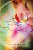 #7: Crewel / a novel by Gennifer Albin. Summary: Gifted with the unusual ability to embroider the very fabric of life, sixteen-year-old Adelice is summoned by Manipulation Services to become a Spinster, a move that will separate her from her beloved family and home forever.   [Crewel World; Book 1] ISBN  9780374316419 (hbk.)