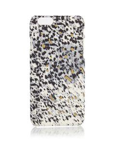 Mobile Rainbow telefoonhoesje van Becksöndergaard uitgevoerd in een vrolijk dessin. Dit unieke model houd je telefoon niet alleen krasvrij, maar hij maakt van jouw iPhone 6 ook nog eens een uniek exemplaar!