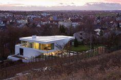 Skim Milk: Haus am Weinberg by UNStudio Photo