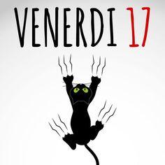 Venerdì 17 #venerdi17