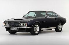 1969 Aston Martin DBS v8