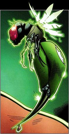 Bzzd of Green Lantern Corps