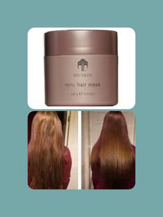 Hair Mask For Damaged Hair, Hair Masks, Beauty Skin, Hair Beauty, Deep Conditioning Treatment, Nu Skin, Split Ends, Smooth Hair, How To Make Hair