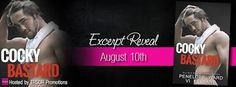 I Heart YA Books: Excerpt Reveal for 'Cocky Bastard' by Vi Keeland a...