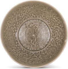 bowl | sotheby's I A 'YAOZHOU' CELADON BOWL NORTHERN SONG DYNASTY Estimate 60,000 — 90,000 HKD