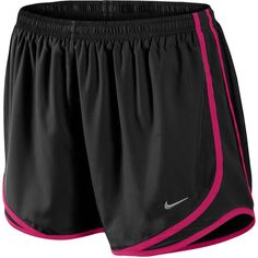 Nike Tempo Shorts Women's ($28) ❤ liked on Polyvore featuring activewear, activewear shorts, shorts, bottoms, pants, nike sportswear, nike and nike activewear