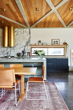 Modern or farmhouse kitchens take center stage this year, with statement vein marble and wood accents set to be a key feature. We're also about to see a movement toward open-plan kitchens. As...