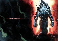 The Black Flame by naratani