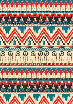 1000+ ideas about Tribal Patterns on Pinterest | Aztec Patterns ...