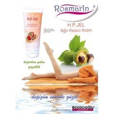 Rosmarin HP Ağrı Kesici Tüp Jel 100 ml