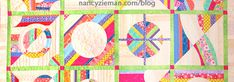 2016 Block of the Month Quilt By Nancy Zieman of Sewing With Nancy