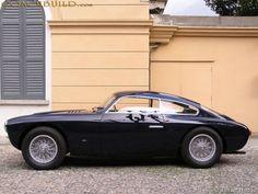 1955 Maserati A6G Zagato 2000