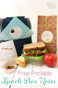 With last year being my first year to have a child in the school system, I enjoyed finding cuteschool lunch ideas. Of course, things fizzled out a bit as the year went on. So, this summer, I came up with a cute, simple printable that I can use to add some cuteness and love to …