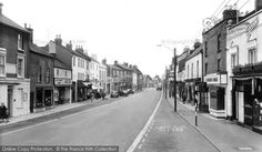 Bicester, Sheep Street c.1955, from Francis Frith