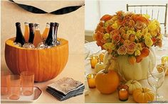 Beautiful fall decorating ideas