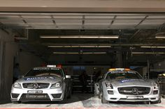 United States GP 2012, Medical Car and Safety Car