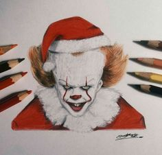 merry Christmas Pennywise