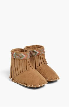 Stuart Weitzman Bootie (Baby) available at #Nordstrom