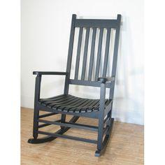 International Concepts Rocking Chair