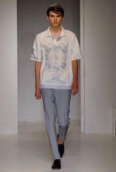 Milan Men's Fashion Week SS16: Pringle of Scotland, Buro 24/7