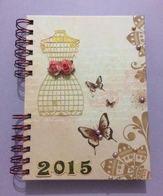Agenda 2015 !!! #scrapbook