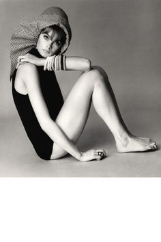 Preview of Nigel Barker's Models of Influence Book - Vintage Supermodel Photos