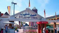 Virginia Beach attraction that is great for families is the Amusement Park! Virginia Beach Attractions, Virginia Beach Vacation, Bucket List Family, Amusement Parks, Family Vacations, Vacation Spots, East Coast, Wonderful Places