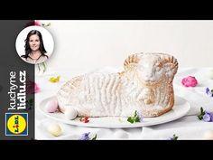 Velikonoční beránek - Markéta Krajčovičová - RECEPTY KUCHYNĚ LIDLU - YouTube Lidl, Holiday, Youtube, Jute, Easter Activities, Vacations, Holidays, Youtubers, Youtube Movies