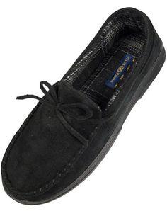 Club Room - Mens Mark Slipper - http://shoes.goshopinterest.com/mens/slippers-mens/club-room-mens-mark-slipper/