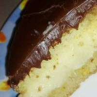 Easy Cooking, Cooking Recipes, The Kitchen Food Network, Boston Cream Pie, Recipe Boards, Party Desserts, Greek Recipes, Confectionery, Cake Cookies