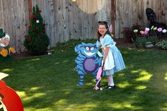 Party Dreamers Party Planners (541) 858-8923: Alice In Wonderland ...