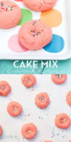 easy cake mix cookies recipe perfect for little helpers!
