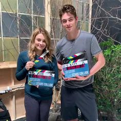 """According to Josephine Langford and Dylan Sprouse, the """"After"""" sequel has wrapped filming, meaning it's one step closer to being on screens. Movie Sequels, Series Movies, Movies And Tv Shows, Charlie Weber, Samuel Larsen, Dylan Sprouse, Constantin Film, Most Popular Movies, Netflix"""