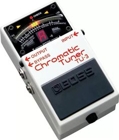 The Boss TU-3 Chromatic Tuner Pedal is one of the most popular pedal tuners in the world. For sale online at Guitar.co.uk and in our Glasgow shop. Fast UK delivery service. The Boss TU-3 is a reliable, stage ready guitar tuner. The bright LED display on the Boss Pedals TU3 Chromatic Pedal Tuner... #GuitarTuner