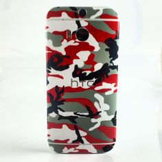 Camo for the HTC One M8 coming soon from Slickwraps.com