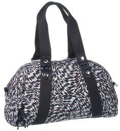 Kipling Tiani S If Twist Blue Handbag