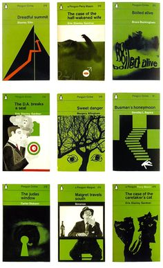 Penguin founded their design ethos of covers in the same fashion as their ethos for the books — make them accessible, and make them cheap. Penguin wanted books to be available to as many people as… Buch Design, Pad Design, Visual Identity, Identity Branding, Corporate Identity, Identity Design, Brochure Design, Penguin Books, Creative Book Covers