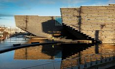 £80m V&A Museum of Design Dundee to Open in September