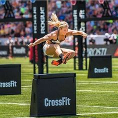 Brooke Ence / CrossFit