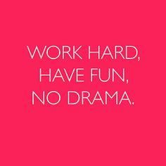Fun. Don't do it if its not fun. Value #1 of my top 5 values.