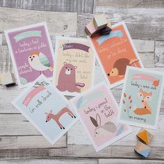 Les cartes tapes b b mes premi res fois z le blog bullet bullet journals and babies - Carte etape bebe a imprimer ...