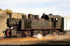 RailPictures.Net Photo: 442-54 Eritrean Railways Steam 040+040T at Nefasit, Eritrea by Daniel SIMON: