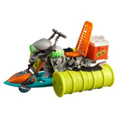 Teenage Mutant Ninja Turtles Mutagen Ooze Sewer Cruiser