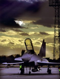 A Typhoon Multi Role Fighter