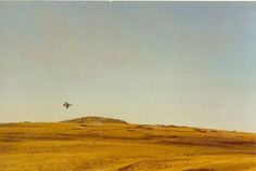 A4 Skyhawk : Foto tomada por el Comando 45 de Royal Marines.