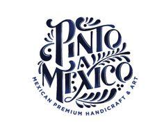 Logo Design: Floral Crests #lettering #script #typography #type #brush #handlettering #visual #design