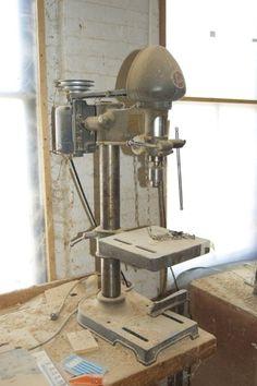 Delta Bench Drill Press, 110V               $125.00