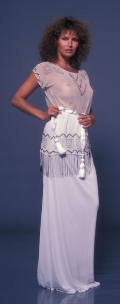 Raquel Welch 1980s And Search On Pinterest