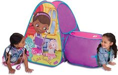 Playhut Doc McStuffins Hide About